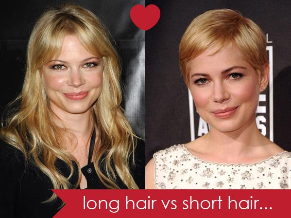 Short Hair Vs Long Hairand What Men Like  Diva -6135